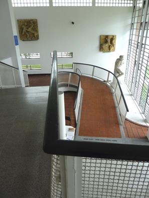 Museo de Arquitectura, Universidad Nacional
